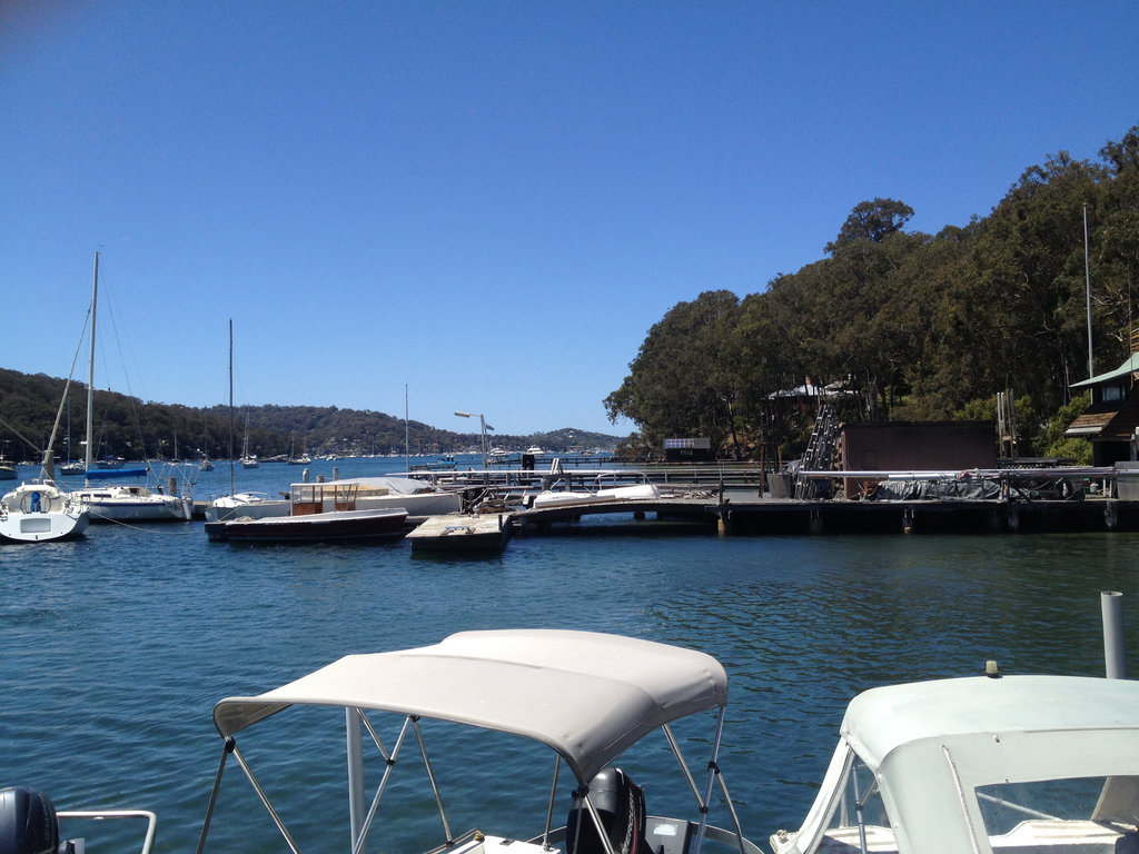 Exploring Elvina Bay and West Head
