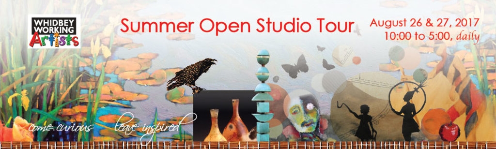 Whidbey Working Artists Summer Open Studio Tour