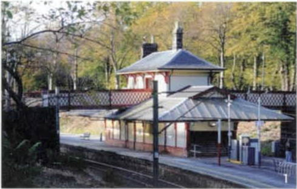 Maxwell Park Railway Station