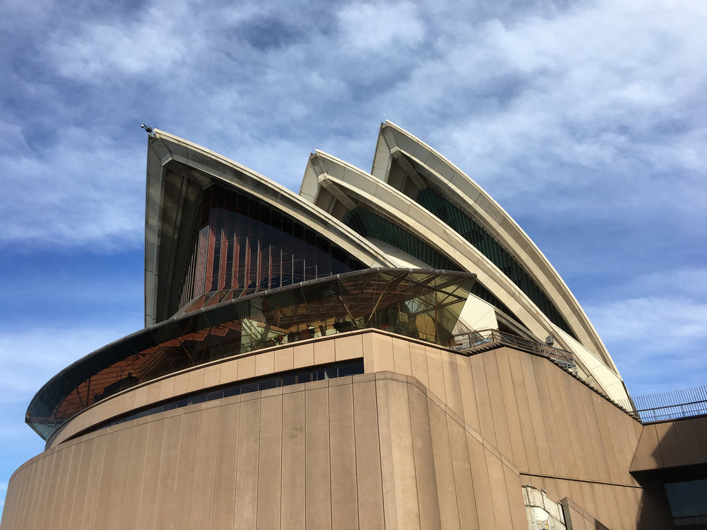 Art Gallery of NSW to Wynyard via the Scenic Route!