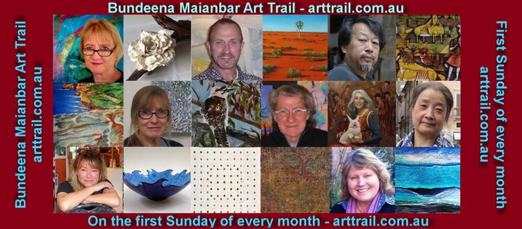 Bundeena Maianbar Art Trail